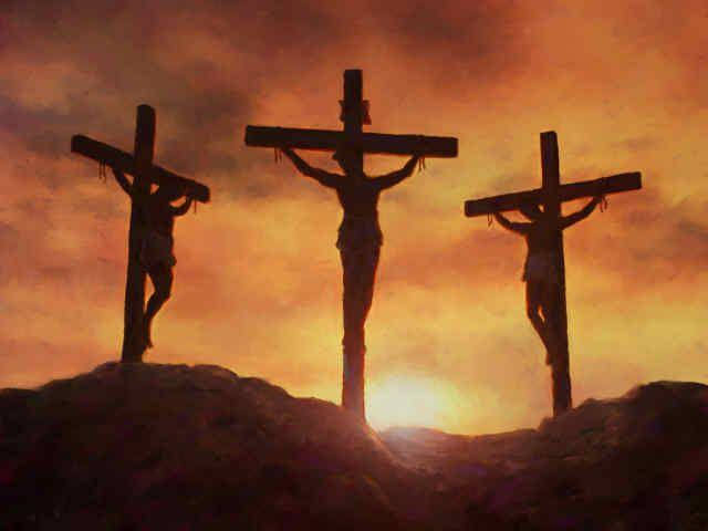 Born Again - The Thief on the Cross